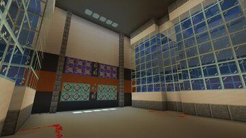 The Lab ~ Dystopian Horror Map Minecraft Map & Project