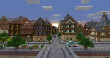 Colmar, France Minecraft Map & Project