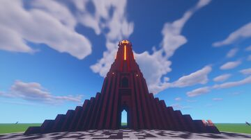 Sauron Tower Minecraft Map & Project