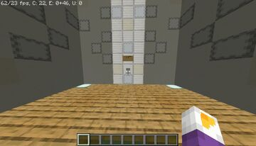 Find The Button Through Time (Release v1) Minecraft Map & Project