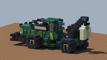 john Deere 948L Log Skidder [With Download] Minecraft Map & Project