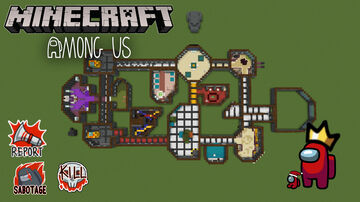 Among us but the dream 31 Minecraft Map & Project