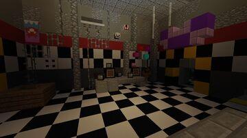 Ultimate Custom Night -Minecraft Map! Minecraft Map & Project