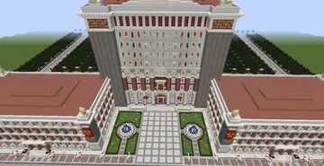 Congress Minecraft Map & Project