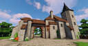 Medieval Warehouse (Chirk World) Minecraft Map & Project