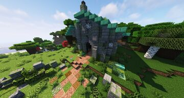 Tomb Minecraft Map & Project