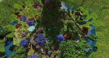 Aurora Craft - Hub Spawn - JUST RELEASED! Minecraft Map & Project