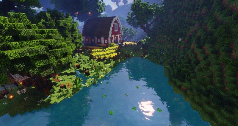 Farm land area for farming!