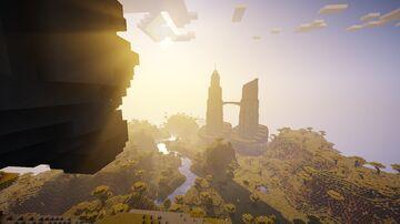 Wakanda [1.16+] Minecraft Map & Project