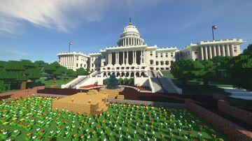 RCG City Map Minecraft Map & Project
