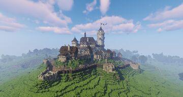 Laiburg Minecraft Map & Project