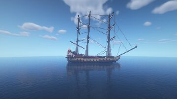 Walrus (Black Sails) Minecraft Map & Project