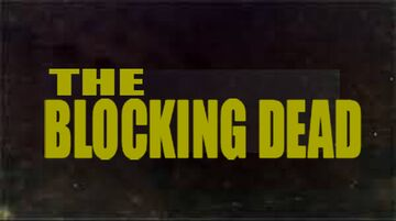 The Blocking Dead english edition Minecraft Map & Project