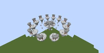 Skywars Map Minecraft Map & Project