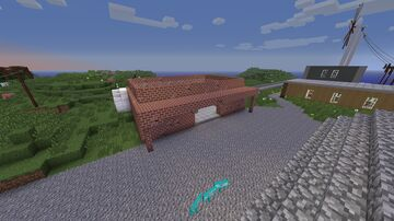 Project Railroad Cities Minecraft Map & Project