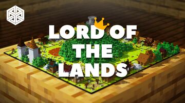 Lord of the Lands (Monopoly) | 1.17.1 |  2-8 players | Realms map | Playable on server Minecraft Map & Project