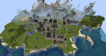 Brevlada Official World Save Minecraft Map & Project