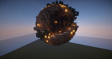 3 Skywars maps for AntiqueMC (My project Minecraft Map & Project