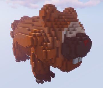 Bidoof - the one true Pokemon God! Minecraft Map & Project