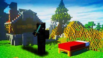 Futuristic Hotel Minecraft Map & Project