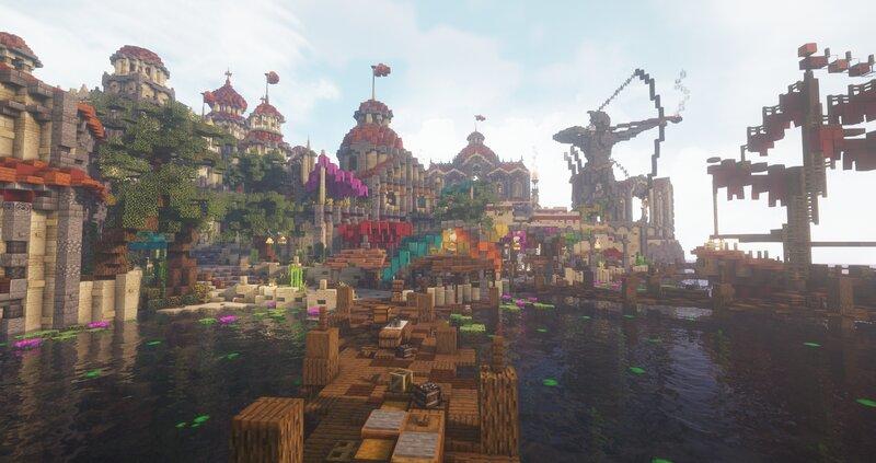 Adharra docks