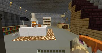 The underwater house 1.16.4 Minecraft Map & Project