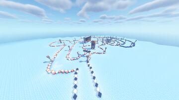 Drift track, park Minecraft Map & Project