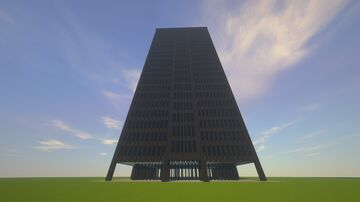 Cook County Clerk's Office: Bureau of Vital Records [High Rise #2] Minecraft Map & Project