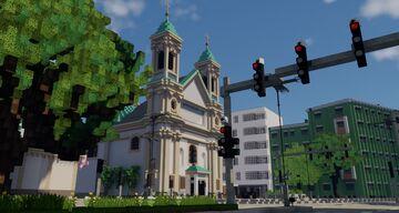 Innsbruck Minecraft Map & Project