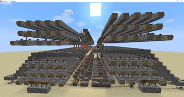 (download included) 32 bits of RAM, you can also disable read/write for each bit. (survival friendly) Minecraft Map & Project