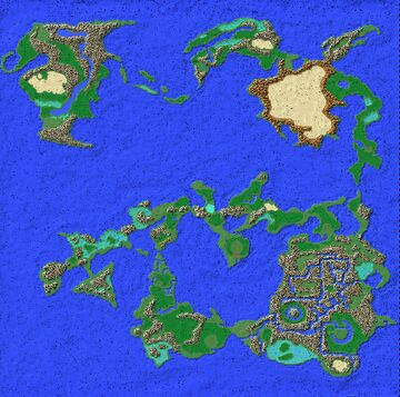Final Fantasy 1 Minecraft Map & Project