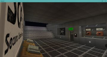 [Bedrock] SCP décontainment Horror edition (V0.1BETA) Minecraft Map & Project