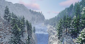 BIGFOOT Survival map[DOWNLOAD]1.16+ very detailed snowymountain map Minecraft Map & Project