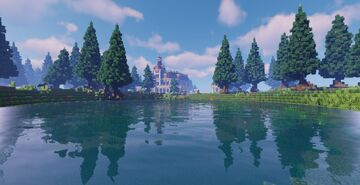 BearWood House by Mazzepa Minecraft Map & Project