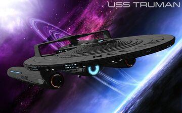 Star Trek: USS Truman (+ Download) Minecraft Map & Project