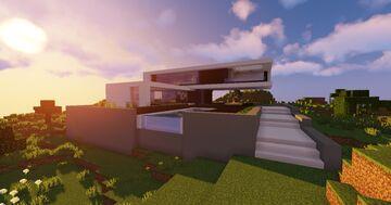Meadow View Minecraft Map & Project