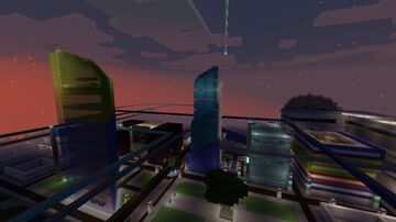 Stravia (Town of Adagium) Minecraft Map & Project