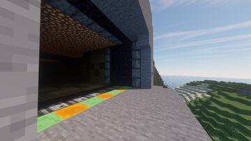Compact Secret Base Minecraft Map & Project