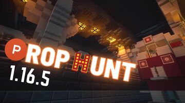 Prop Hunt (Map) (DOWNLOAD now) Minecraft Map & Project