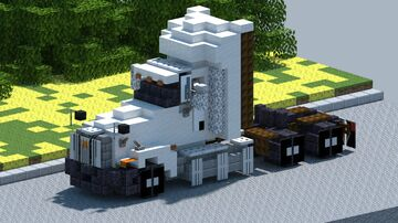 International Prostar, Truck [With Download] Minecraft Map & Project