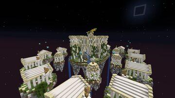 Greek Skywars Map   Free Download Minecraft Map & Project