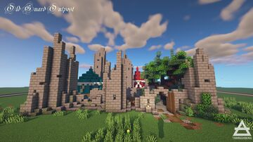 Old Guard Post Minecraft Map & Project