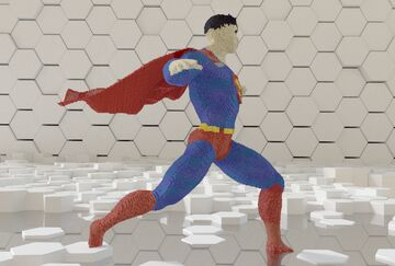 The Superman by ErosiaMC - Download Minecraft Map & Project