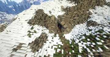 Shimmermist Cave (Skyrim TES) Minecraft Map & Project