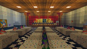   NEW   FNaF Bedrock Edition   Freddy Fazbear's Pizzeria   RP   Read Description Minecraft Map & Project