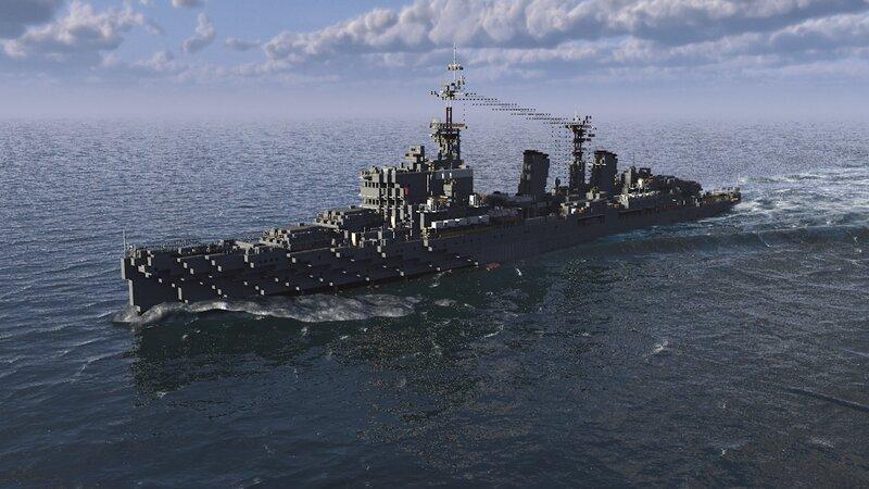 HMS Belfast C35