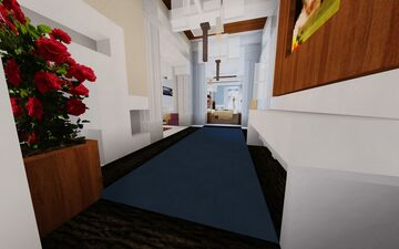 Plaza Hotel Royal Suite Minecraft Map & Project