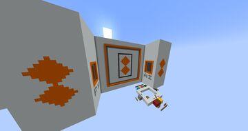 Rock Paper Scissors Minecraft Map & Project