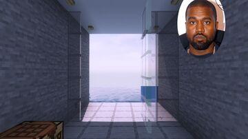 Kanye West's $57.3M Malibu Mansion (Scene Map) Minecraft Map & Project