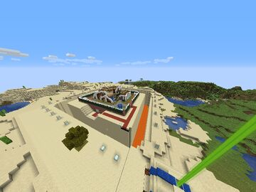 casa super sicura Minecraft Map & Project